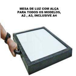 Mesa De Luz A2 Com 300 Leds- Real (68 X 44cm)