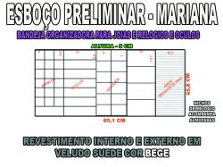 projeto mariana,organizador