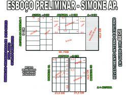 projeto simone ap ,organizador
