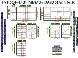 projeto patricia ecd,organizador