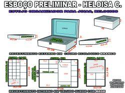 projeto heloisa c,organizador
