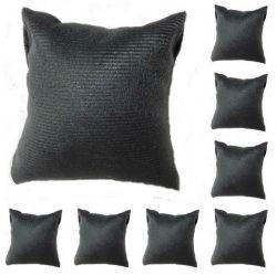 18 almofadas cinza escuro para relogios