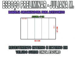 organizador juliana m